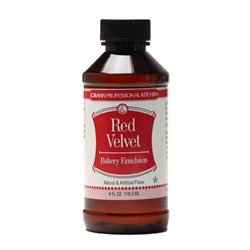 LorAnn RED VELVET Baking Emulsion (4 Oz) **