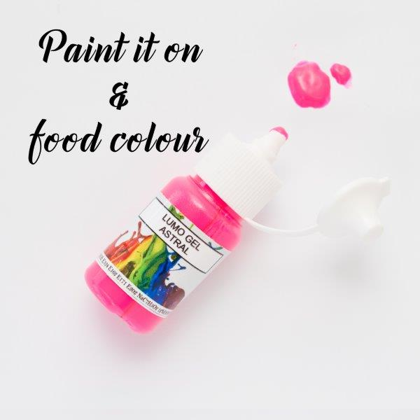 Rolkem Gel Lumo Paint ASTRAL (15ml)