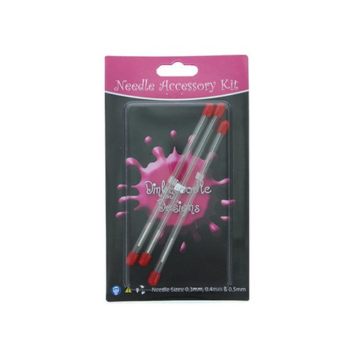 Dinkydoodle Airbrush accessory - NEEDLE KIT