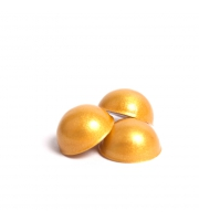GOLD Edible Jelly Pearls (Pack of 20)