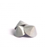 SILVER Soft Edible Diamonds (Pack of 20)