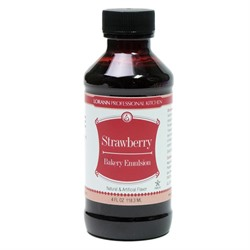 LorAnn STRAWBERRY Baking Emulsion (4 Oz) **